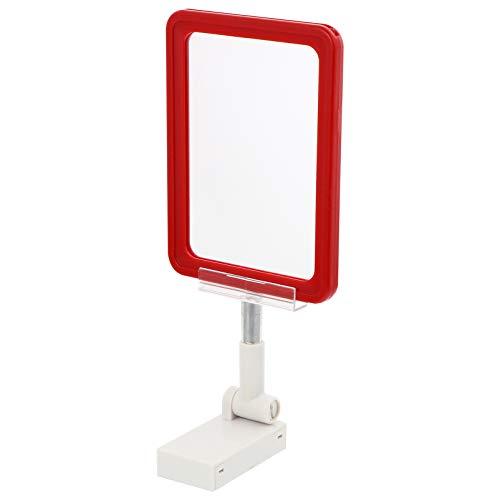 ULTECHNOVO Teken Display Houder Prijskaartje Label Stand Poster Houder Aanrechtblad Stand Case Voor Supermarkt Winkel