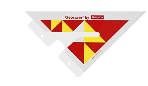 Aristo AR1767 Schutzhülle Geosaver (25 cm für Geodreieck 1650/4, 1555/4)