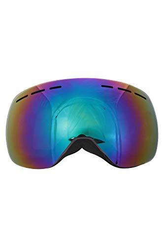Mountain Warehouse Extreme Womens Ski Goggles - UV400 Lens, Antifog Lens,...