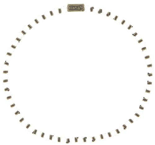 Konplott Armband Petit Glamour d´Afrique Brass White