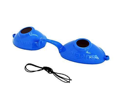 Lucas Products Super Sunnies Eyeshields Solariumschutzbrille Solariumbrille UV Schutzbrille Original