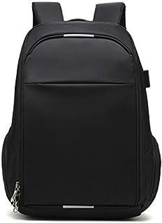 Fyuanmeiibb Backpack, Multifunction USB Charging 17 Inch Laptop Backpacks For Men Women Fashion Male Leisure Travel Backpa...