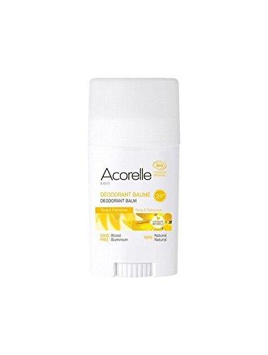 Acorelle Desodorante Bálsamo Ylang & Palmarosa-40g