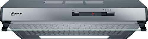 Neff D60LAA0N1 Unterbauhaube N30 / 60cm / Abluft oder Umluft / Energieeffizienz D / Edelstahl