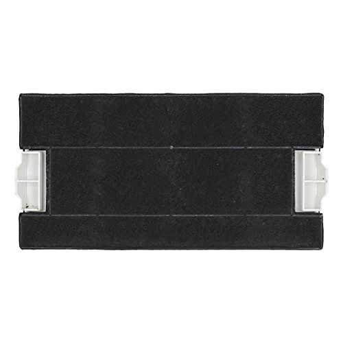 Bosch 00434229 434229 ORIGINAL Kohlefilter Aktivkohlefilter Filter Geruchsfilter rechteckig 400x175/200mm Dunstabzugshaube auch Zubehör DHZ4506 KF280002 LZ45501 Z5144X1 Küppersbusch 566752 Zub 249