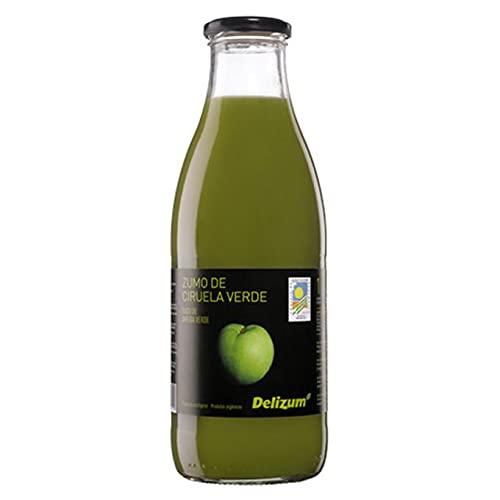 DELIZUM Zumo Ciruela Verde 200ml L Bio, No aplicable