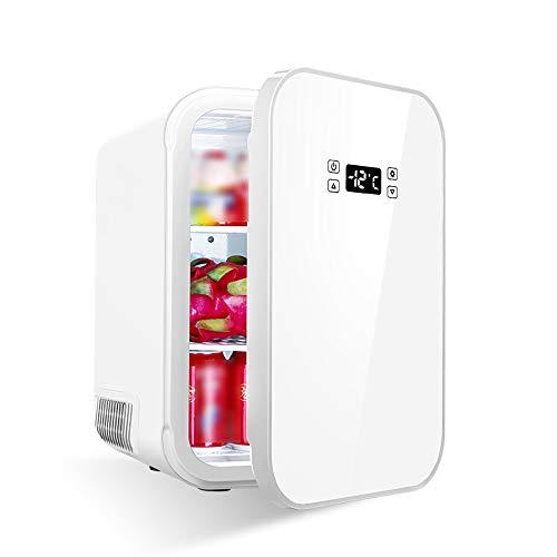 LSY Nevera Coche, Refrigerador Y Calentador Compacto con Mini Congelador con Pantalla Termostato Digital Y Temperatura Control para Automóviles Viajes por Carretera Hogares Oficinas