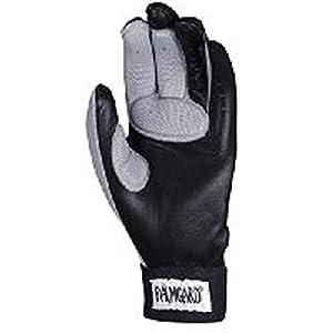 Markwort Palmgard Xtra Inner Glove, Black, Left Hand, Adult, Medium