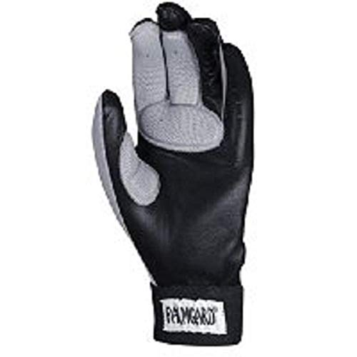 Markwort Palmgard Xtra Inner Glove, Black, Left Hand, Adult, Large