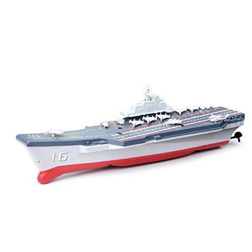 Foliner 2.4G RC Torpedoboot Sea Patrol Ferngesteuertes Kriegsschiff Schiff Boot Royal Marine Mit Doppelhelix-Design, Ferngesteuertes Kriegsschiff Schiff Replika, Beeindruckende 20.4 X 6 X 4.5cm