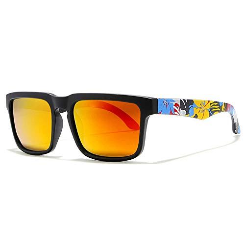 Nobrand Mirror Polarized Sunglasses Men Ultralight Glasses Frame Square Sport Sun Glasses Male Uv400 Travel Goggles Ce