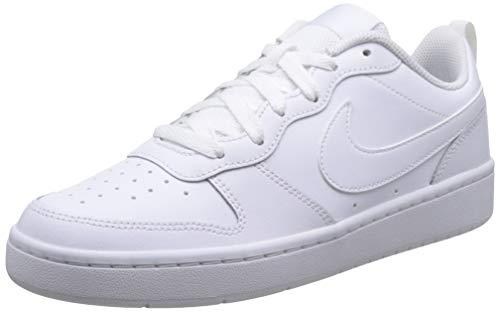 Nike – Zapatillas de Baloncesto para Hombre, Blanco Blanco Blanco Blanco Blanco 100, 6 M UK