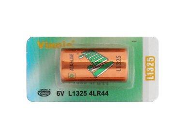 Vinnic accu (L1325) 4LR44 alkaline 6 volt reserveaccu