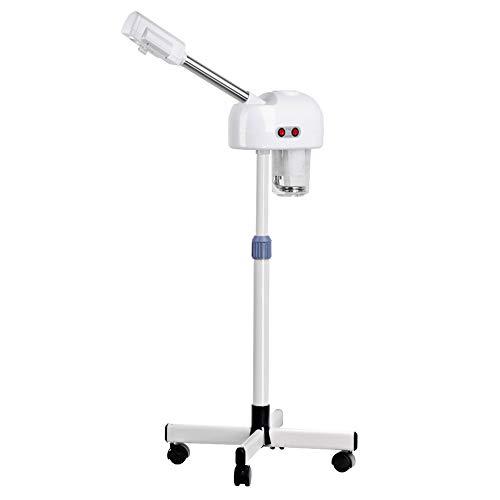 """HeavenBird Professional Gesichts Dampfer Ozon Vapozon Bedampfe Reinigungsgeräte Warme Nebel Gesichtssauna für Salon Home Spa Mitesser Entfernen Hautalterung Ermäßigen Luftbefeuchter 47.2\"""""""