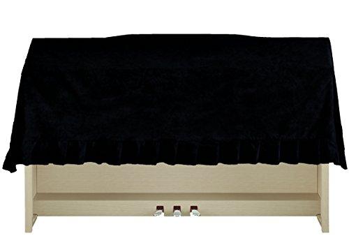 Cubierta Clairevoire CLAVINOVA/ARIUS para Piano Digital   impermeable   Doble capa con revestimiento interior  Se adapta a YAMAHA/CASIO/KAWAI 136cm