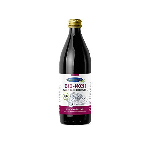 Nonisaft (1000 ml) | Bio-Qualität und 100% Direktsaft | Abgefüllt und fermentiert im Ernteland | Apothekenqualität