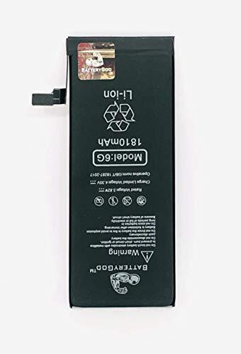 diBri Batterygod Mobile Battery for Apple iPhone 6G Proper 1810 mAh