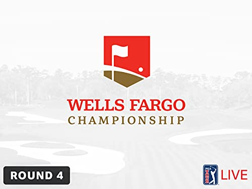 Wells Fargo Championship: Sunday's Featured Groups