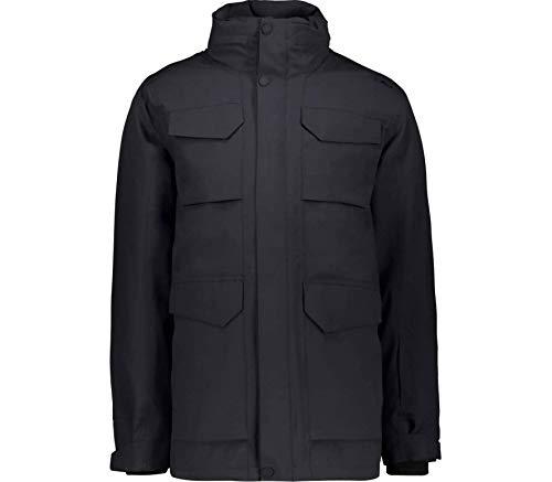 CMP Fix Hood Hommes Veste d'hiver L (50) Gris L (50)