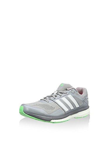 adidas Herren Supernova Glide 7 M Chill Sneaker, grau/Silber, 42 EU
