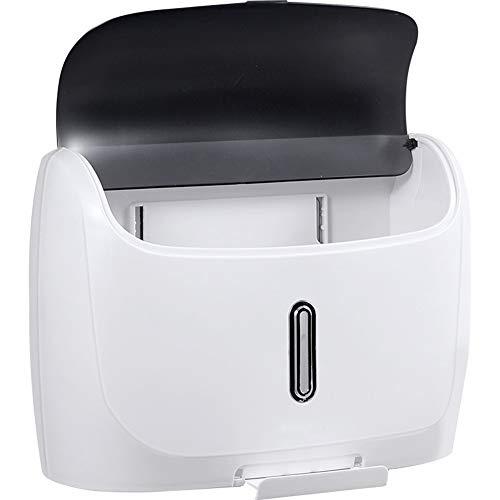 XZYP L'hôtel boîte de mouchoirs de ménage, Grande boîte en Carton à la Main imperméable à l'eau sans Clou sans poinçon bac à Papier ménager