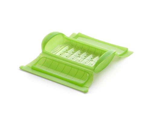 Lékué - Coffret Vapeur avec filtre 1-2 pers vert