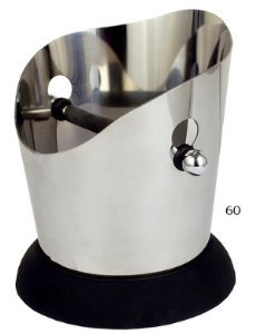 European Gift 60 60 Coffee-Machine &-espresso-Machine-Cleaning-Products, Stainless Steel