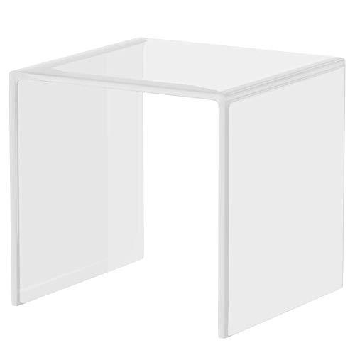 Danieli | Set di Alzatine in Plexiglass | Cubi Espositori in Acrilico Trasparente, Alzatine per...