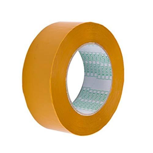 probeninmappx 130 Meter Parcel Box Adhesive freier Raum Verpackung Verpackung Versandkarton Dichtbänder 48MM x 60 Meter
