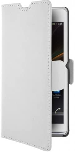 Blueway White Folio Case for Sony Xperia SP product image