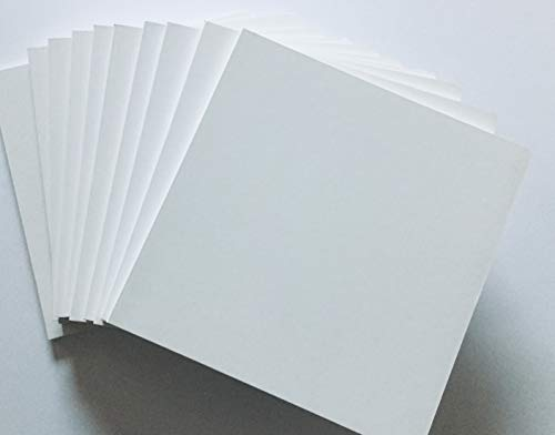 """Chunky Bare Board Book, 8""""x8"""", Pack of 10"""