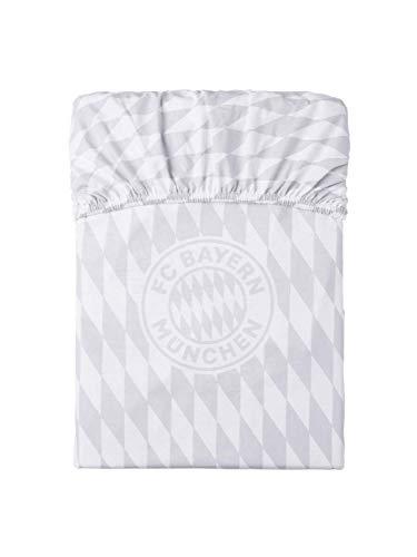 FC Bayern München Spannbettlaken 100 x 200 cm