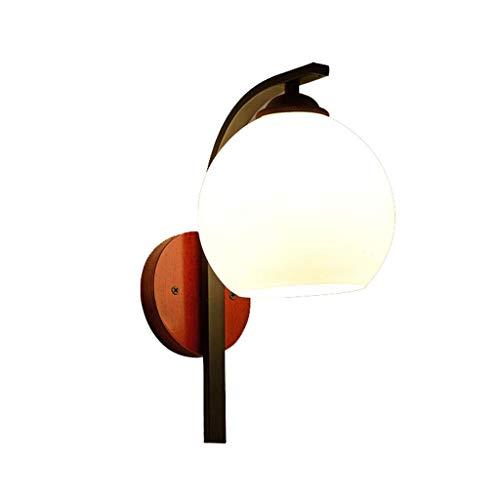 Aplique de pared clásico aplique Lámpara de pared, luces de pared de dormitorio Lámpara de pared de pasillo de sala Apliques sólidos simples, accesorios de iluminación de pared Aplique de pared de baj