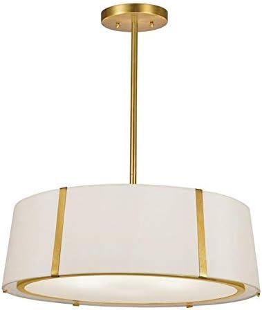 new arrival Fulton discount 6 Light Gold sale Chandelier online sale