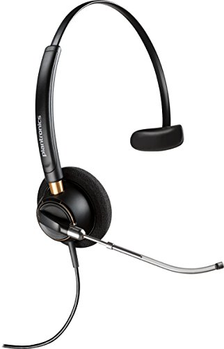 %35 OFF! Plantronics 89435-01 Wired Headset, Black