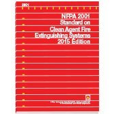 NFPA 2001 2015 ed Clean Agent Fire Extinguishing Systems
