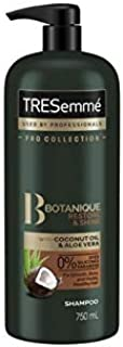 Tresemme Shampoo Botanique Curl Hydration Pump 750ml