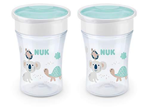NUK Evolution 360 Cup, 8 oz, 2-Pack