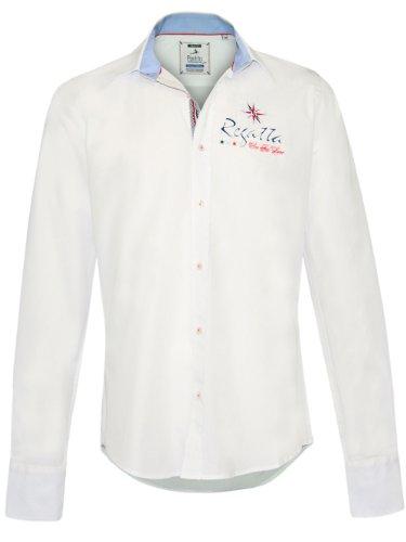 Pontto Designer Herren Hemd Shirt - Regatta -4XL