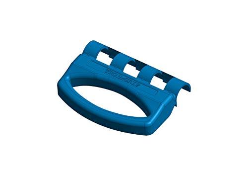 1 Satz Hygienegriff TROLLGRIP now, Einkaufswagen Griff, Handgriff, Einkaufswagenprotektor (Blau)