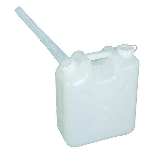 飲料水専用 ポリタンク 20リットル ノズル付き (20l) 日本製