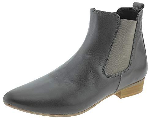 Heine 17640 Ankle Boots braun, Groesse:37.0