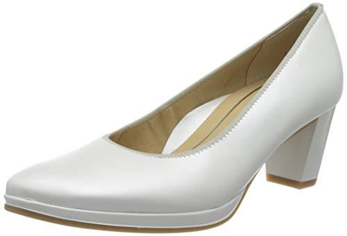 ARA Damen Orly Pumps, Weiß (Offwhite 36), 40 EU (6.5 UK)