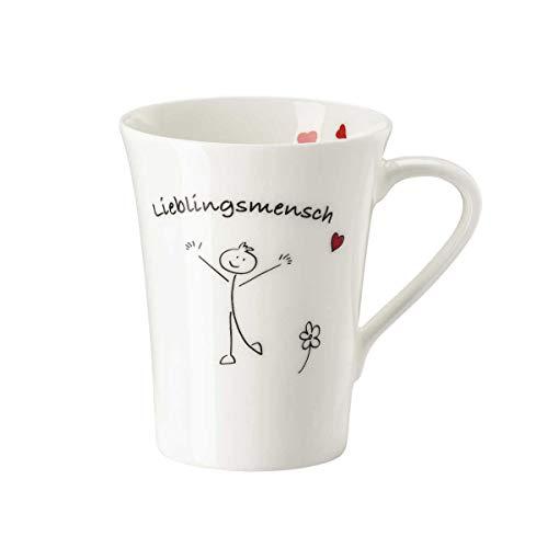 Becher mit Henkel My Mug Collection Wort-Lieblingsmensch