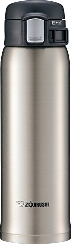 Zojirushi SM-SD48XA Stainless Steel Vacuum Insulated Mug, 16-Ounce, Stainless