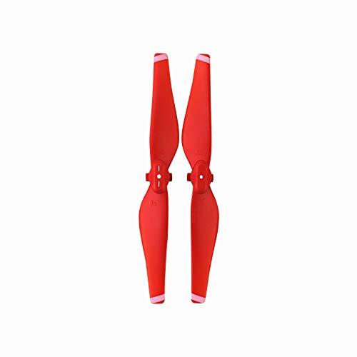 Hunpta @ Propeller für DJI Mavic Air, 1/4 Paar Bunte 5332S Propeller Schnellspanner Blade Drohnen Erweiterung Zubehör Kompatible mit für DJI Mavic Air