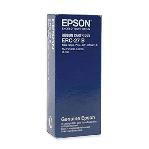 Epson - Farbbandkassette schwarz erc-27b Band schwarz m-290/tm-290 rp-sp. dot Matrix – 750000 Figuren – schwarz