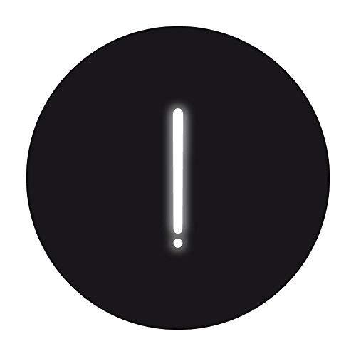 SELETTI 'Lampe néon Neon Font cm moulé.10 h. 20 – .