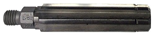 Drill America .2800 x .2620 High Speed Steel Threaded Shank Piloted Reamer, DWR Series