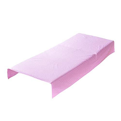 Fenteer Tvättbart dyna, påslakan för behandlingsbänk massagesäng – 59 x 199 cm (utan hål)